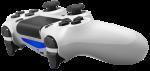 фото DualShock 4 для Sony PlayStation 4 Version 2 Glacier White #3