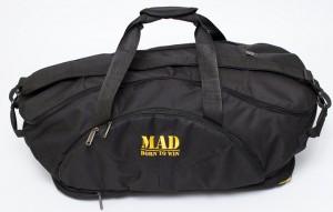 Сумка INFINITY MAD (на желтой подкладке)