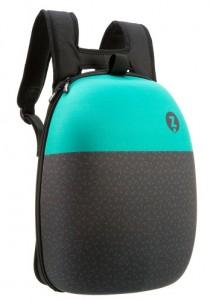 Рюкзак Zipit 'SHELL' Black & Turquosie (ZSHL-BG)