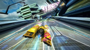 скриншот WipEout Omega Collection PS4  - Русская версия #6