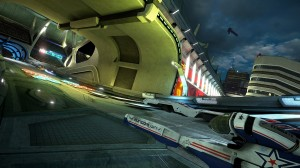 скриншот WipEout Omega Collection PS4  - Русская версия #4