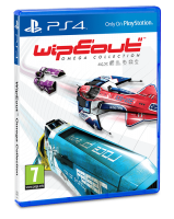 игра WipEout Omega Collection PS4  - Русская версия