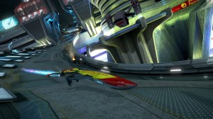 скриншот WipEout Omega Collection PS4  - Русская версия #7