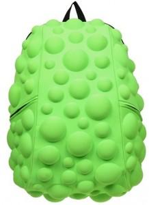 Рюкзак MadPax 'Bubble Full' Neon Green (KAA24484793)