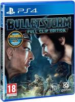Игра Bulletstorm: Full Clip Edition PS4