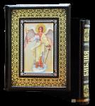 Книга Подарочный экземпляр. Библия и Евангелие в 2-х томах