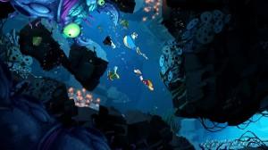 скриншот Rayman Origins PS3 #3