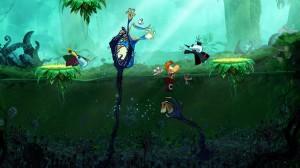 скриншот Rayman Origins PS3 #2