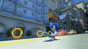 скриншот Sonic Generations PS3 #3