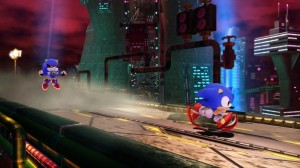 скриншот Sonic Generations PS3 #8