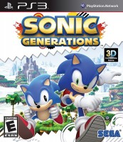 игра Sonic Generations PS3