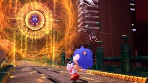 скриншот Sonic Generations PS3 #4