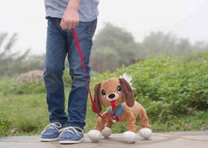 фото Интерактивная игрушка Peppy Pets Веселая прогулка 'Бассет' (245277) #5