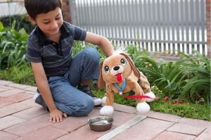 фото Интерактивная игрушка Peppy Pets Веселая прогулка 'Бассет' (245277) #7