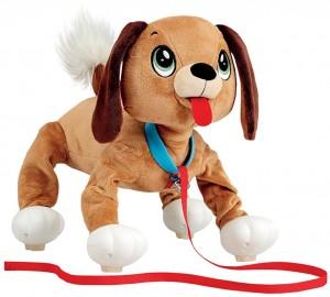 Интерактивная игрушка Peppy Pets Веселая прогулка 'Бассет' (245277)