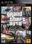 игра Grand Theft Auto 4: Episodes from Liberty City