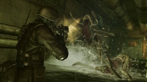 скриншот Resident Evil Revelations PS4 - Русская версия #3