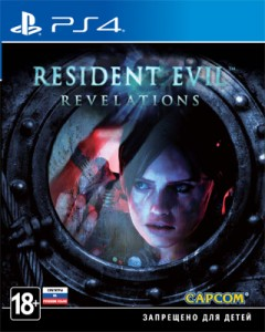 игра Resident Evil Revelations PS4 - Русская версия