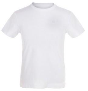 Футболка Mi solid round neck T-shirt Women White L (1151400033)