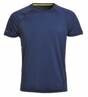 Футболка Mi sports function round neck short sleeve T shirt Blue XL (1170800053)