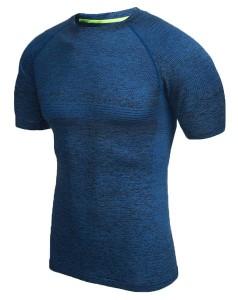 Футболка Runmi 90 points T-shirt Man Blue S