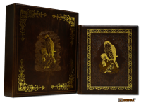 Книга Охота. Энциклопедия. Подарочная книга (в коробке)