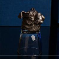 Рюмка 'Собака' (0068)