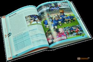 фото страниц Большая энциклопедия футбола #3