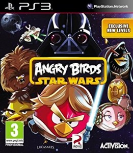 игра Angry Birds Star Wars PS3
