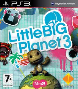 игра LittleBigPlanet 3 PS3
