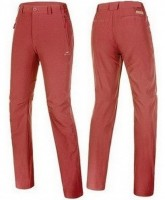 Туристические женские штаны Naturehike 'Tangerine Red ХXL' (NH15K002-X)