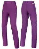 Туристические женские штаны Naturehike 'Purple XXL' (NH15K002-X)