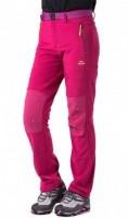 Туристические женские штаны Naturehike 'Softshell Pink ХХL' (NH01Y008-K)