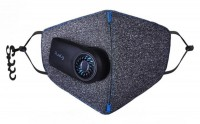 Подарок Маска для очистки воздуха Purely Fresh Air Mask Gray (HZSN001)