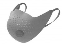 Подарок Маска для очистки воздуха Xiaomi AirWear Mask Gray (SCY4002RT)