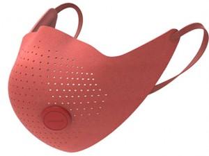 Подарок Маска для очистки воздуха Xiaomi AirWear Mask Red (SCY4001RT)