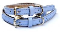 Подарок Ошейник Dog strip Blue (Р26803)