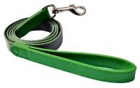 Подарок Поводок Dog strip 52-59x2.5 Green (Р26797)