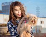 фото Поводок Dog strip 52-59x2.5 Green (Р26797) #5