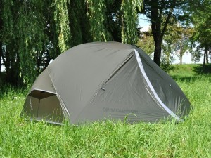 фото Палатка Mousson Azimut 2 Khaki #3