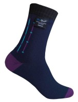 Водонепроницаемые носки DexShell 'Ultra Flex Socks Navy' XL (DS653NVYJACXL)