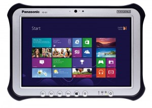 Планшет Panasonic Toughpad FZ-G1 (FZ-G1L2902E9)