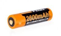 Аккумулятор 18650 Fenix 'ARB-L18-2600' 2600mAh (ARB-L18-2600)