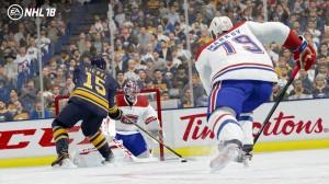 скриншот NHL 18 PS4 - Русская версия #5