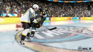 скриншот NHL 18 PS4 - Русская версия #8