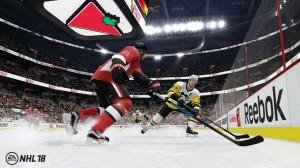 скриншот NHL 18 PS4 - Русская версия #3