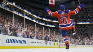 скриншот NHL 18 PS4 - Русская версия #10