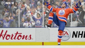 скриншот NHL 18 PS4 - Русская версия #2
