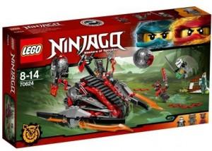 Конструктор LEGO Ninjago 'Алый захватчик' (70624)