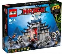 Конструктор LEGO Ninjago Храм 'Последнего великого оружия' (70617)